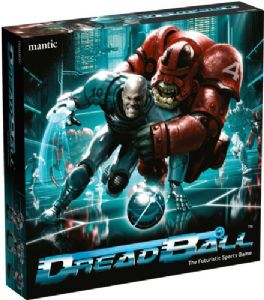 Dreadball AND 4 team Expansions